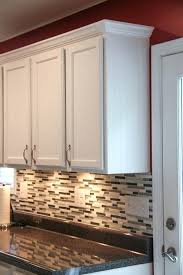 Adding Crown Molding To Kitchen Cabinets Impressive Inspiration Design