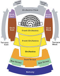 Walt Disney Hall Seating Chart Walt Disney Concert Hall Seating Chart View Disney Concert
