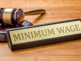 Prentresultaat vir national minimum wage