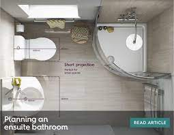 Be sure to note down the measurements of your space, including any awkward angles or boxing in, when looking at small en suite ideas. Ensuite Bathroom Ideas Small Shower Room Ideas Victoriaplum Com