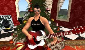 A relaxing mix of beautiful music (see full playlist below), accom. Second Life Marketplace Easy Rock Music Christmas Guitar 2016 With Bonus Guitar For Gift Giving
