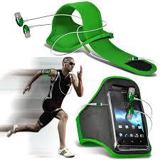 Green + Earphones) Yezz Andy C5VP case ...