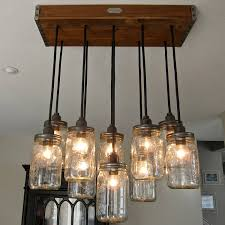 top 39 class mason jar lights glass chandelier kilner lamp bell lantern large size of candle
