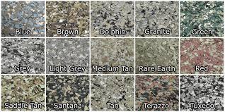 Epoxy Garage Floor Color Chart Color Chart Epoxy Floor Garage Redbancosdealimentos