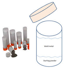 Image result for Exothermic Welding Powder