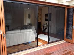 retractable flyscreen designs by illusion flyscreens security doors