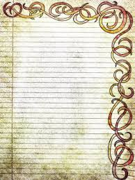 Lined Stationery Paper Pin By Burlesonlady On Lined Paper Pinterest Filigree Free 4