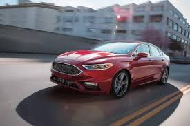2018 ford hd. contemporary 2018 2018 ford fusion v6 sport red color on road full 4k hd wallpaper inside ford