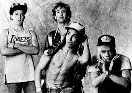 red hot chili peppers beginning