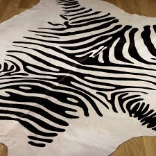 animal print cowhide rugs free delivery at the rug er