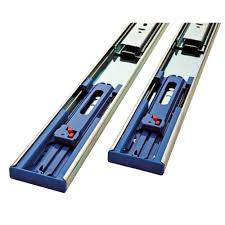 Liberty 22 in Soft Close Ball Bearing Full Extension Drawer Slide
