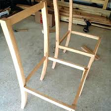 diy dining room chairs build dining chair make your own dining chairs rustic dining room chairs