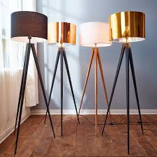 large floor standing lamps dark grey lamp silver photographer s tripod decorating style shade for base black wooden table homebase canada nikola