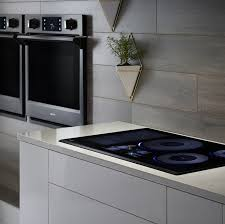 built in oven and cooktop