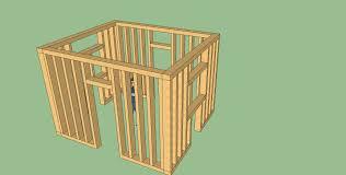 Amusing 60 How To Frame A Exterior Wall Design Ideas Of Framing A