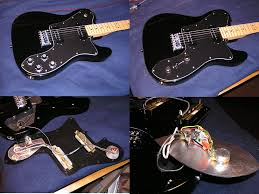 fender telecaster deluxe wiring diagram wiring diagram custom telecaster wiring diagram nilza
