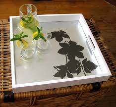 Serving Tray Decoration Ideas Craftionary 36