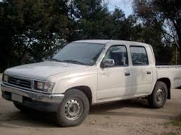 Toyota Hilux 1985 Auto Sr5 For Sale | Jiviz