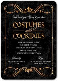 costume party invites halloween party invitations freebie