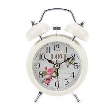 office large size floor clocks wayfair. Office Clocks. Vintage Bell Alarm Clock Silent No Ticking Desk Table Bedroom Clocks O Large Size Floor Wayfair L