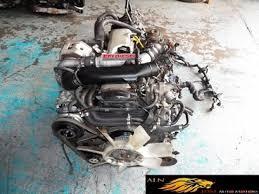 Toyota Hilux Surf 4Runner 2.0L Turbo Diesel Engine 4WD MT Wiring ECU ...
