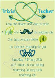 Invitations Nice Cute Wedding Invitation Wording Theruntime