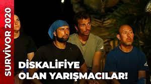 Survivor'da Erman ve Fatma neden diskalifiye oldu? Survivor Erman ve Fatma  yarışmadan neden ayrıldılar?
