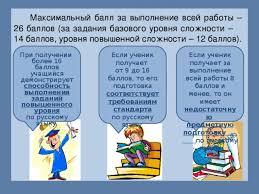 Итоговая контрольная работа по русскому языку для класса ФГОС