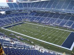 Centurylink Arena Seattle Seating Chart Centurylink Field View From Upper Level 304 Vivid Seats