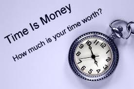 Resultado de imagem para time is money
