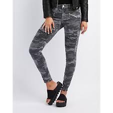 moto skinny jeans. refuge camo moto skinny jeans a