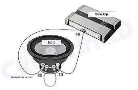2 ohm sub wiring diagram new subwoofer wiring diagrams subwoofer wiring diagram dual 4 ohm 2 ohm sub wiring diagram new subwoofer wiring diagrams