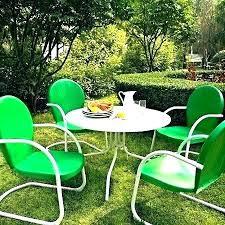 retro metal outdoor furniture. Wonderful Furniture Retro Metal Outdoor Chairs Lawn Chair Parts With Retro Metal Outdoor Furniture