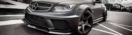 2013 mercedes benz c class coupe has been modified by the german company prior design emphasizing the sporty character. Mercedes C Class Accessories Parts Carid Com