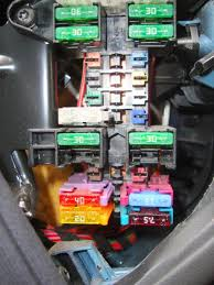 can anyone point me to the fuse for the cigarette lighter? 2002 w202 fuse box diagram at C240 Fuse Box