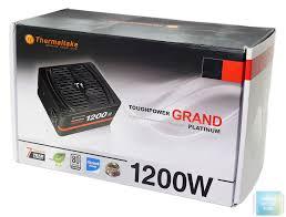 Обзор и тест <b>блока питания Thermaltake Toughpower</b> Grand ...