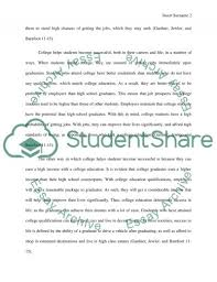 why college is important for a successful career essay why college is important for a successful career essay example