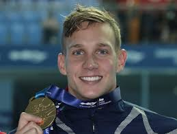 Caeleb remel dressel is an american freestyle and butterfly swimmer who specializes in the sprint events. Gene Frenette Dressel S World Class Swim Feat Is Another Tear Jerker Sports The Florida Times Union Jacksonville Fl