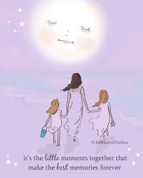 Best Memories Together Mom And Daughter Art Art For Moms