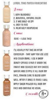True Match Foundation Colour Chart 9 Best True Match Foundation Images Skin Makeup Makeup