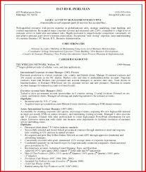 Account Management Resume Account Management Management Resume Creative Resume Accounting 9