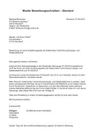 Bewerbung Agentur Fr Arbeit 2017 Bewerbungsschreiben Muster Fr