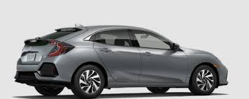 2018 honda civic hatchback grey. 2018 honda civic hatchback in sonic gray pearl grey