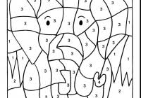 Math Coloring Pages 4th Grade With 4th 1890940 Free Coloring Pages