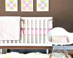 modern baby bedding crib bedding for girls modern cot pink and grey set nursery decor sets