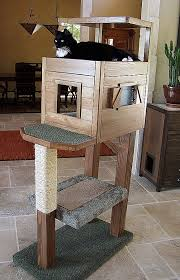 diy cat tree cardboard awesome 41 attractive outdoor cat furniture that ll brighten your space