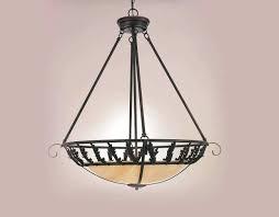 creative co op wood bead chandelier market showcases cool lighting