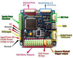 multiwii and megapirate aio flight controller w ftdi atmega 2560 board connections