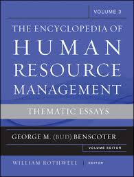 the encyclopedia of human resource management volume  the encyclopedia of human resource management volume 3 thematic essays 0470257717 cover