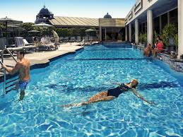 hotel outdoor pool. 300 Gravier St Hotel Outdoor Pool